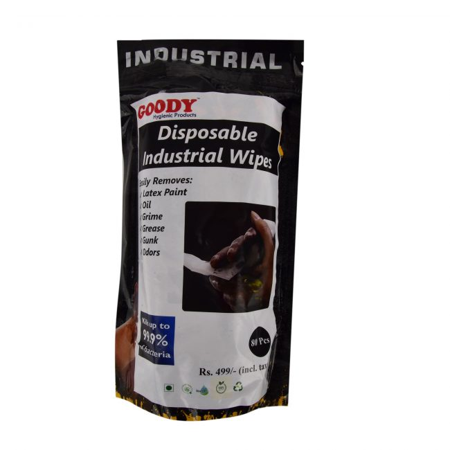 Disposable Industrial Wipes