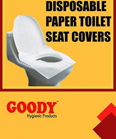 Disposable Paper Toilet Seat Covers, Toilet Seat Covers, Goody Toilet seat covers