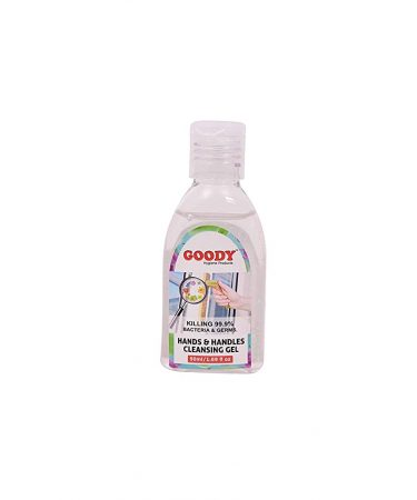 Hands & Handles Disinfection Sanitizer Gel
